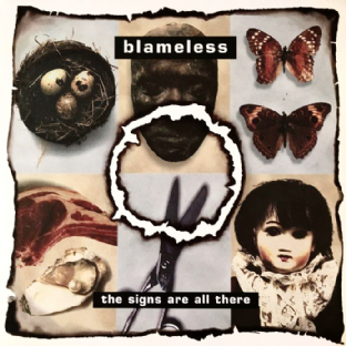 Blameless - The Signs Are All There (LP) (NM/NM)